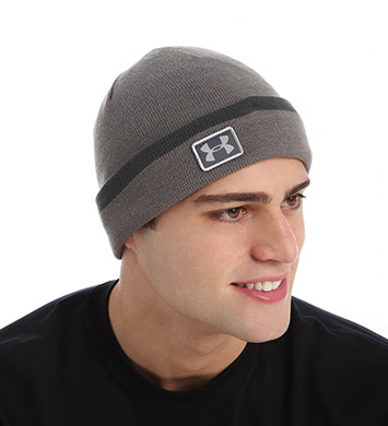 45f03be5c02 UPC 888376955502 product image for Under Armour 1262143 ColdGear Infrared  Cuff Sideline Beanie (Graphite  ...
