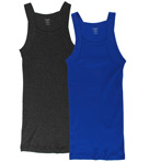 2xist Essentials Square Cut Tank - 2 Pack 2022703