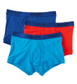 Essentials No Show Trunks - 3 Pack Image