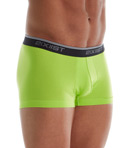Stretch Cotton No Show Trunk - 3 Pack Image
