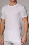 Pima Crew Neck T-Shirt Image