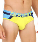 2xist Chevron No Show Briefs 3812001