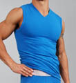 Sleeveless or Muscle Undershirts