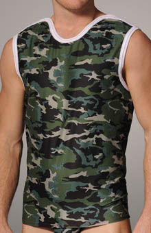 3G 67022 Camouflage Muscle Shirt at Sears.com