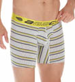 Long Boxer With Stripes Image