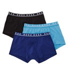 Cotton Stretch Boxer Trunk - 3 Pack Image