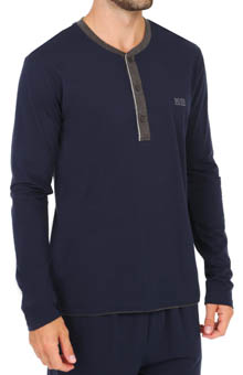 Boss Hugo Boss Innovation 4 Shirt Long Sleeve 0247222