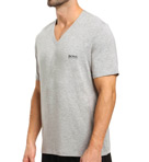 Innovation 2 Shortsleeve Modal V-Neck T-Shirt Image