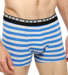 Boss Hugo Boss Innovation 2 Striped Boxer Brief 3 Inch Inseam 243104