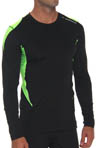 Brooks Nightlife Equilibrium Longsleeve Shirt 210268
