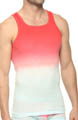C-in2 Gradient Square Neck Tank 1527G