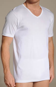 Calida Noblesse V-Neck T-Shirt 14815
