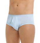 Twisted Cotton Brief With Fly Image