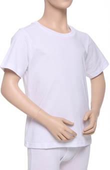 Calvin Klein Boys Undershirts - 2 Pack 67401