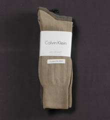 Calvin Klein A92051 Calvin Klein Casual Rib Sock at Sears.com