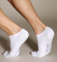 Calvin Klein ACA370 Calvin Klein Athletic Mesh Liner Sock 3 Pack at Sears.com
