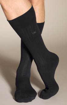 Calvin Klein ACB102 Ultra Fit Performance Dress Sock