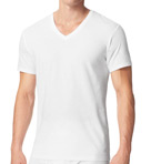 Cotton Classic Short Sleeve V-Neck Tees - 3 Pack Image