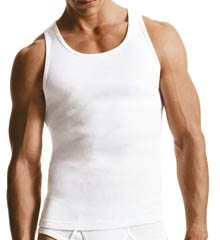 Calvin Klein M9070 Ribbed Tank Top - 3 Pack