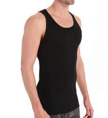 Calvin Klein Cotton Classic Ribbed Tank Top - 3 Pack NM9070
