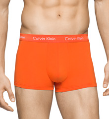 Calvin Klein Cotton Stretch Low Rise Trunk- 3 Pack NU2664