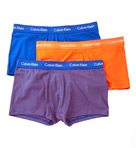 Cotton Stretch Low Rise Trunk- 3 Pack Image
