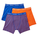 Cotton Stretch Boxer Brief - 3 Pack Image