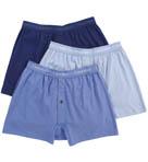 Cotton Classic Knit Boxer - 3 Pack Image