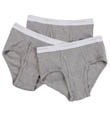 Calvin Klein u1000 Basic Briefs - 3 Pack