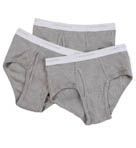 Calvin Klein Basic Briefs - 3 Pack U1000