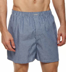 Calvin Klein Woven Relaxed Fit Boxer