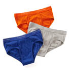 Calvin Klein Classics Low Rise Briefs - 3 Pack U1183