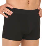 Calvin Klein NB Calvin Klein Black Cotton Trunk U1741