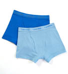 Calvin Klein Cotton Stretch Trunks - 2 Pack U2665B