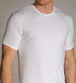 Cotton Stretch Crewneck T-Shirts - 2 Pack Image