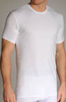 Calvin Klein Cotton Stretch Crewneck T-Shirts - 2 Pack U2668