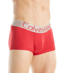 Calvin Klein U2716 Steel Micro Low Rise Trunk