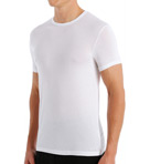 Micro Modal Short Sleeve Crew Neck T-Shirt Image