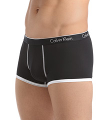 Calvin Klein U8516 ck one Microfiber Low Rise Trunk