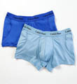 Calvin Klein Microfiber Stretch Trunks - 2 Pack U8721