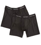 Calvin Klein Microfiber Stretch Boxer Brief - 2 Pack U8722