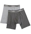 Performance Stretch Long Boxer Brief - 2 Pack Image