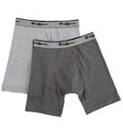Champion Performance Stretch Long Boxer Brief - 2 Pack C47C
