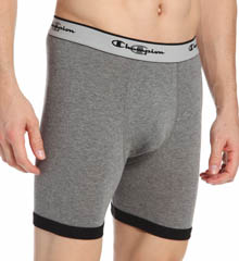 Champion Performance Stretch Regular Boxer Brief - 2 Pack C48C