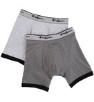 Performance Stretch Regular Boxer Brief - 2 Pack Image
