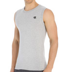 Cotton Jersey Athletic Fit Muscle Tee Image
