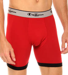 Champion Performance Stretch Regular Boxer Brief - 2 Pack U48C