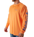 Columbia PFG Terminal Tackle Omni-Wick Long Sleeve Tee 1388261