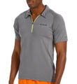 Freeze Degree Short Sleeve Polo Image