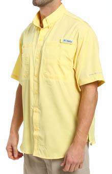 Columbia Tamiami II Omni-Shade Omni-Wick Shortsleeve Shirt FM7266